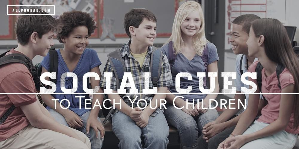 Picking up on social cues is an important relational skill to develop. Teach your children how to spot them so they can improve their friendships.