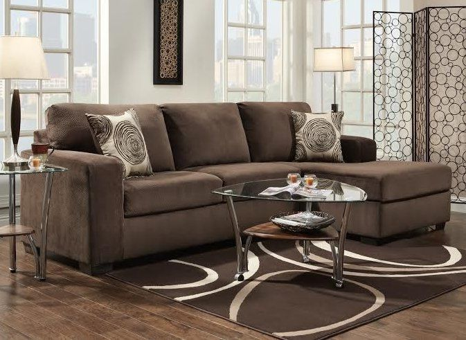 Cumulus Beluga Sectional By Affordable At Furniture Warehouse