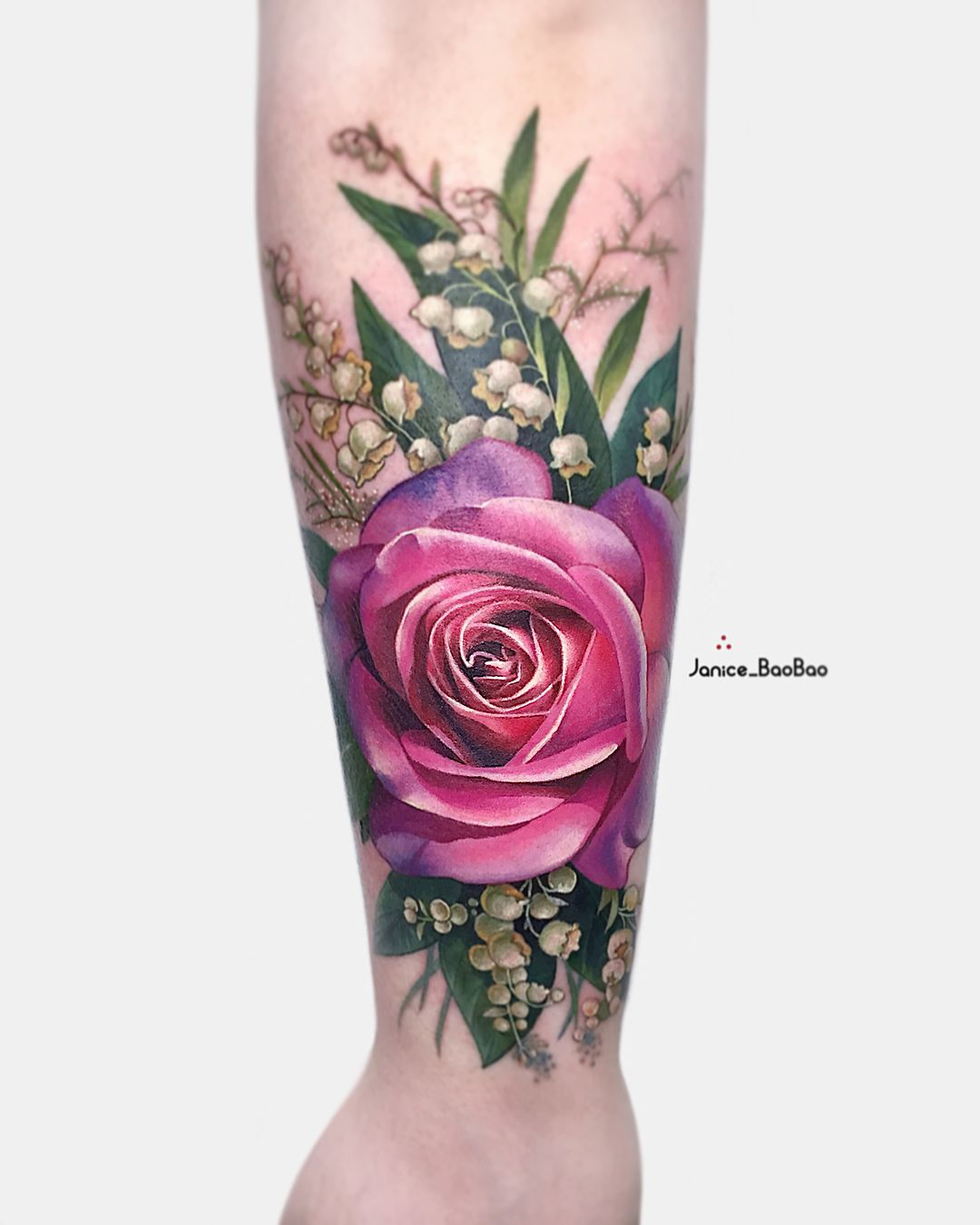 d5e6048b0 Rose and lily of the valley. 🌷2 sessions on @hidjack ▫️rose healed. .  ▫️OPENING :Sep-19,26-Oct- ▫️DMs please.
