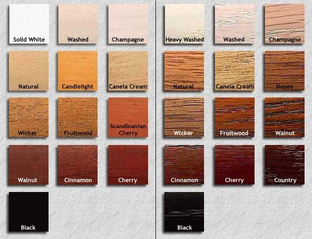 Delicieux Stain Colors For Furniture