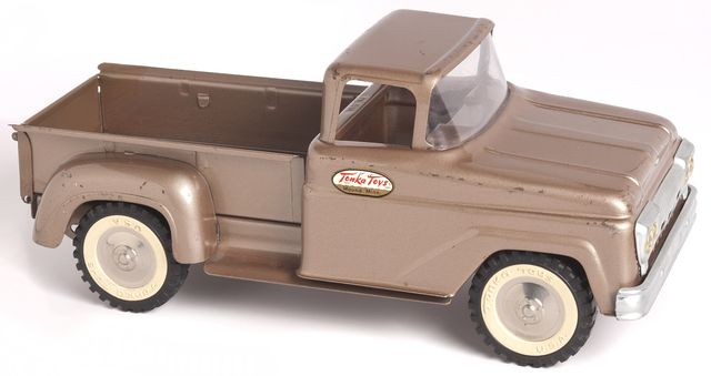 Tonka toy pickup truck