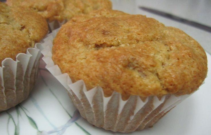 Mennonitische Mädchen können kochen: Walnuss-Muffins glutenfrei