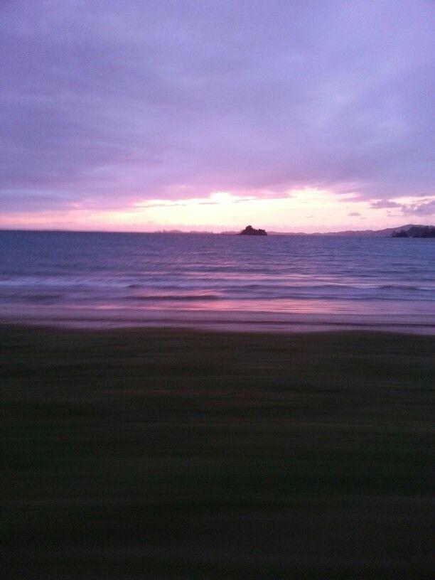 Whangaruru sunrise ..NZ. My home. .