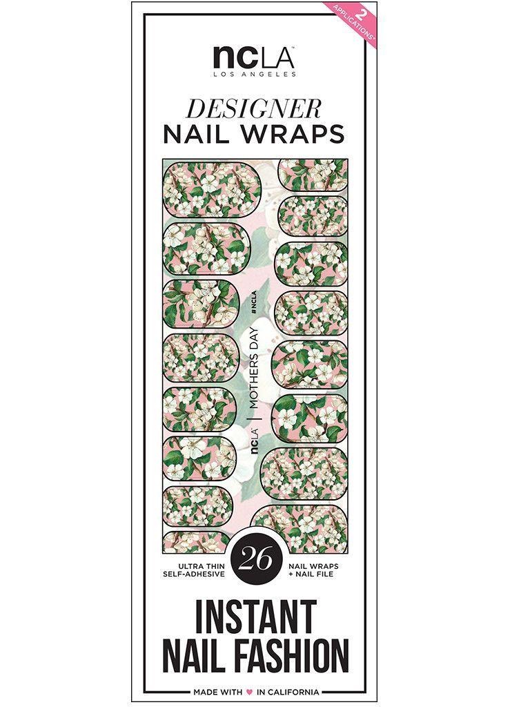 Mother S Day Nail Wraps Ncla Nail Wraps Luxury Nails