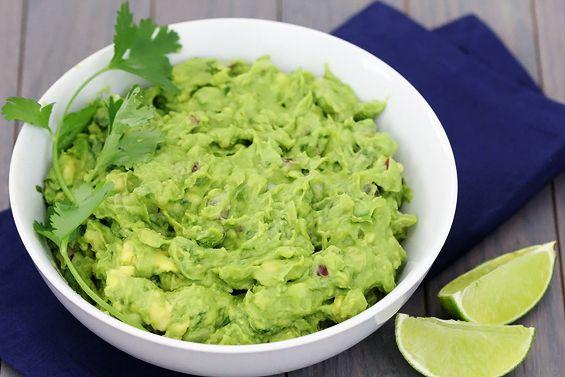 Can You Substitute Lime For Lemon In Guacamole Perfect Guacamole Recipe Avocado Recipes Food Guacamole Recipe