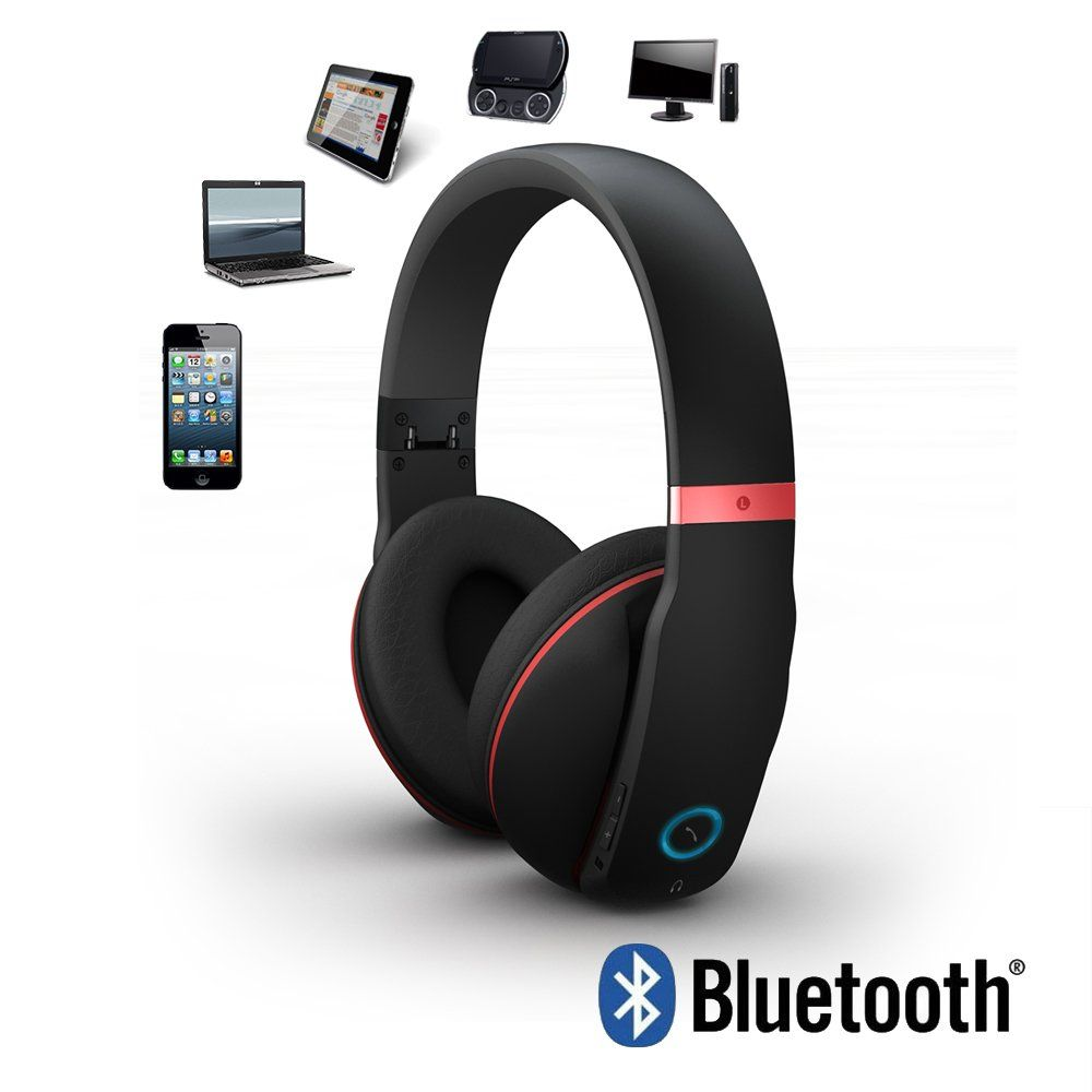 Amazon.com: AncStudio Wireless Bluetooth Headphone Headset ...