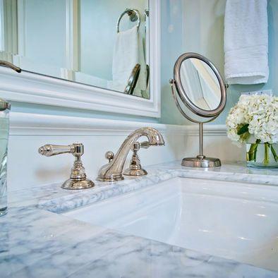 Breezy Brentwood - traditional - bathroom - los angeles - Jill Wolff Interior Design
