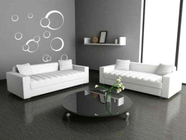 Unglaublich Moderne Deko Modern Dekorieren Dekoration Und - moderne wohnzimmer gestalten
