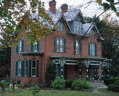 The Real American Gothic is Architecture | Gothic house, Victorian ...
