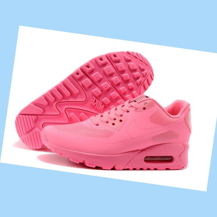 size 40 58f52 fc2a1 Todas Las Mujeres De Color Rosa Nike Air Max 90 Hyperfuse Qs 1rt56 1