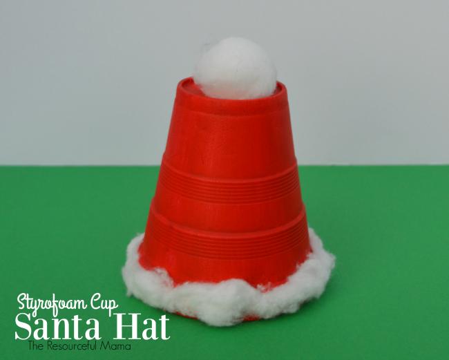 43++ Santa hat craft for toddlers information