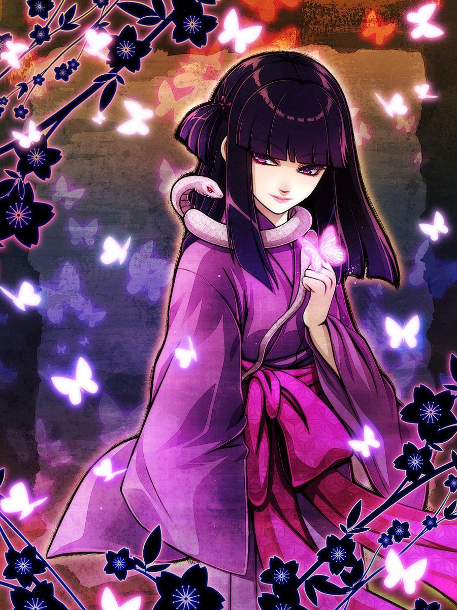 Basilisk Hotarubi She Is My Favorite Character In This Series