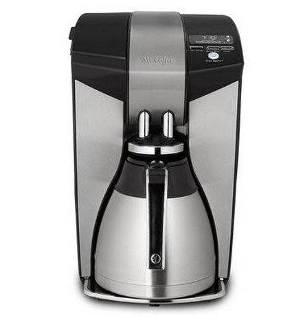 Mr Coffee Optimal Brew 12 Cup Programmable Coffee Maker With Thermal Carafe Bvmc Sctx95 Thermal Coffee Maker Mr Coffee Best Coffee Maker