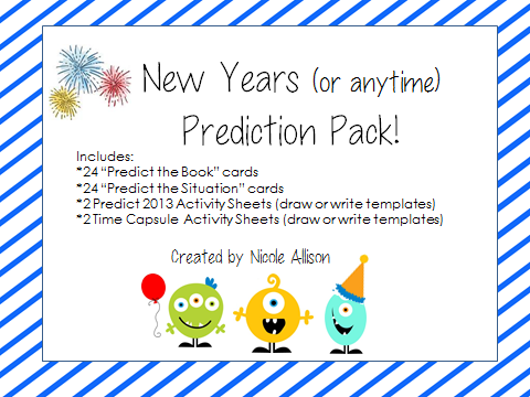New Year Prediction Pack for Speech and Language product from Speech ...