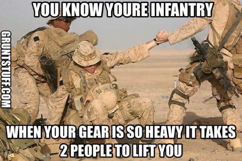Funny Usmc Mortars : Happy wednesday humpday infantry soldier grunt b