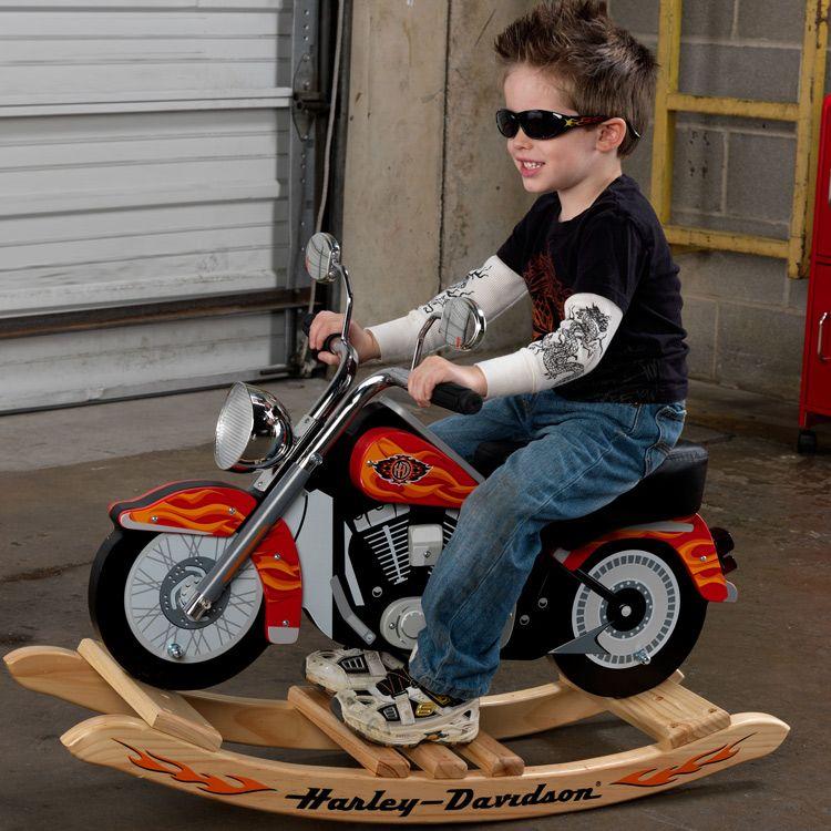 Charmant Harley Davidson Rocking Chair 2