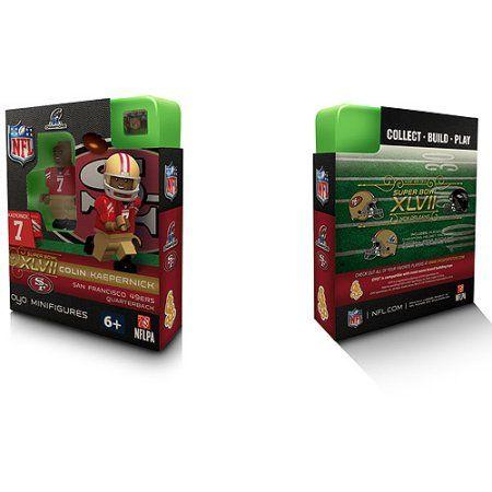 OYO NFL NFC Champ 2013 49ers Colin Kaepernick Mini Action Figure