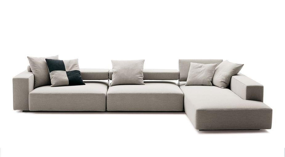 Andy Sofa Design Paolo Piva In Luminaire Catalog Sofa Design Custom Sofa Sofa
