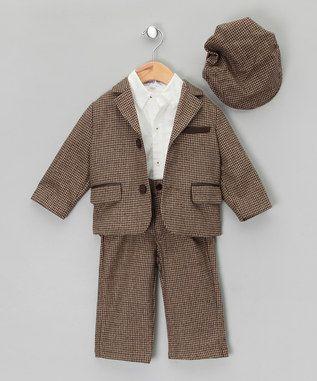 a443ef4de Brown Tweed Blazer