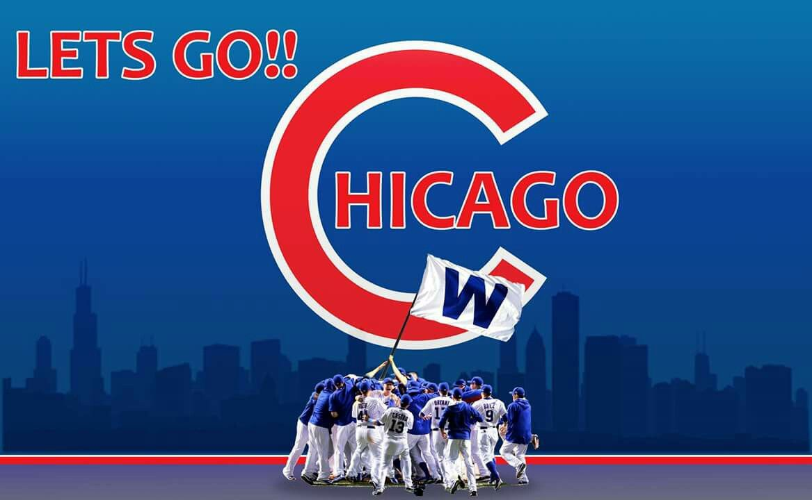 Custom Chicago cubs wallpaper