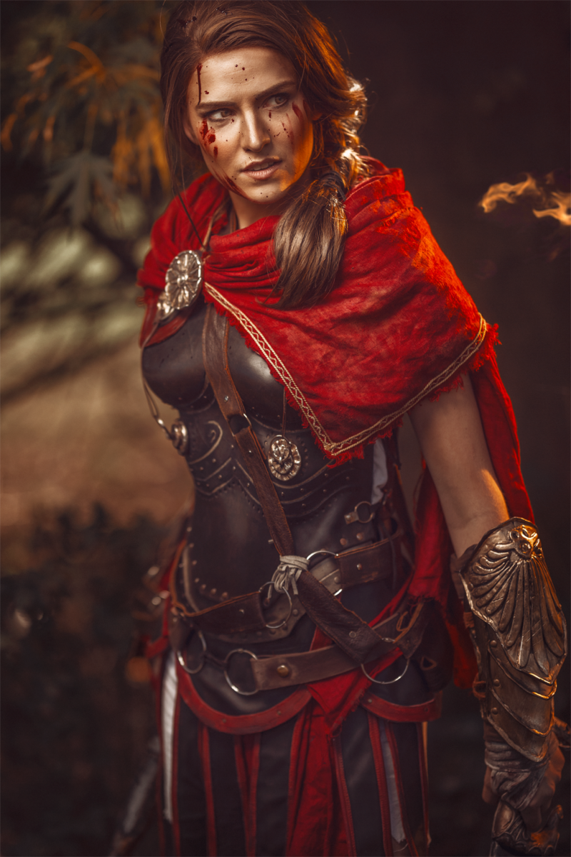 Some Perfect Assassin S Creed Odyssey Cosplay Assassin S Creed