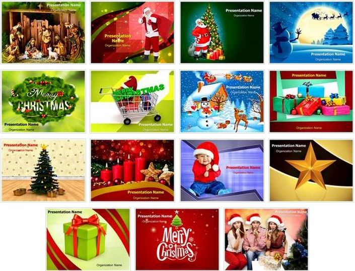 Download #Christmas #PowerPoint #Design Bundle This Christmas - christmas powerpoint template