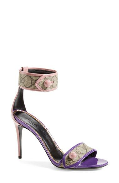 87f6c7ddf4a1 ... High-Heel Shoes for Women.  Gucci  Harleth  Sandal (Women) available at   Nordstrom