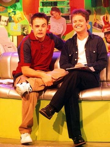 ant and dec | The Ant And Dec Story: From Byker Grove to Saturday Night Takeaway