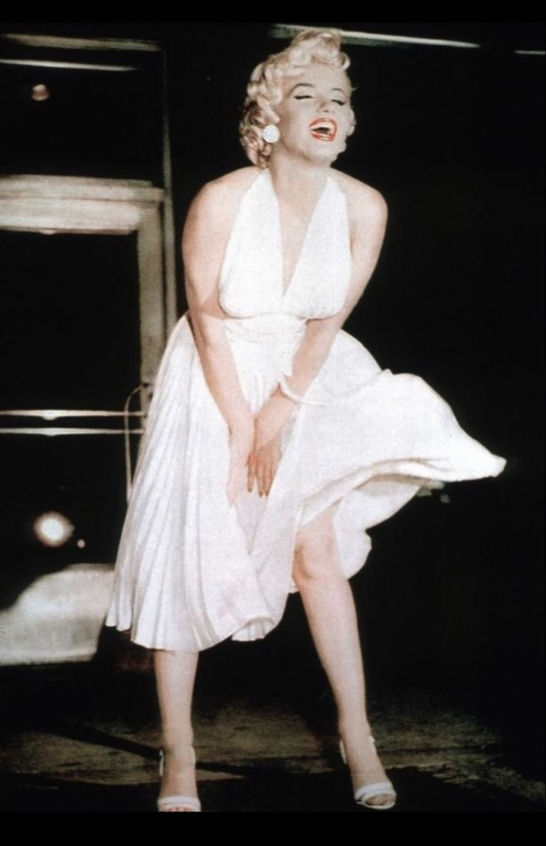 Pin On The Seven Year Itch 1955