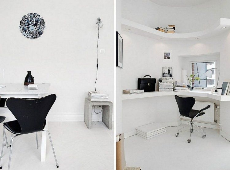 Meuble bureau à domicile à faire soi même idées et étapes