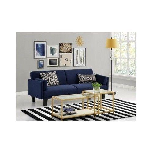 Sofa Sleeper Futon Bed Convertible Furniture Dorm Couch Modern Tv Apartment Futonmattresssleepover