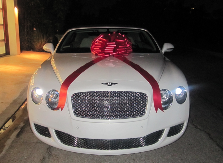 Image result for bentley car gift