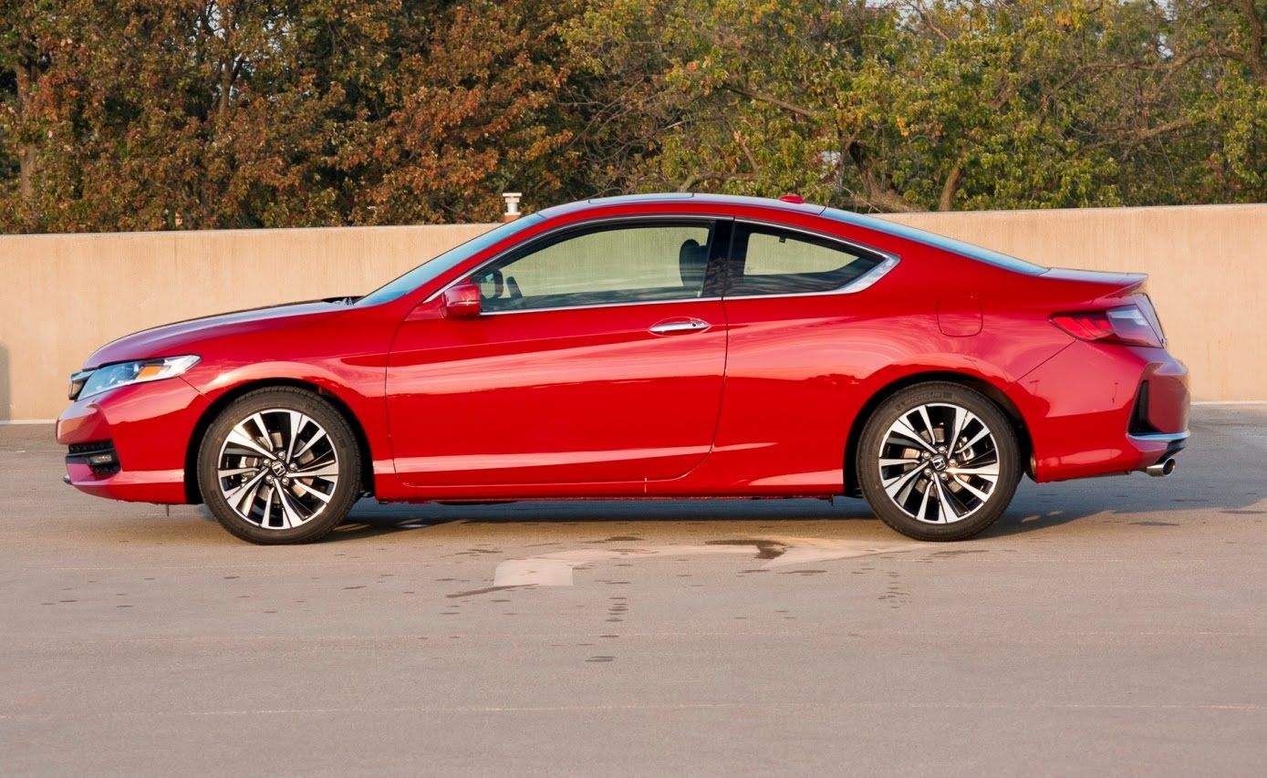 2016 Honda Accord Coupe V6 278 HP