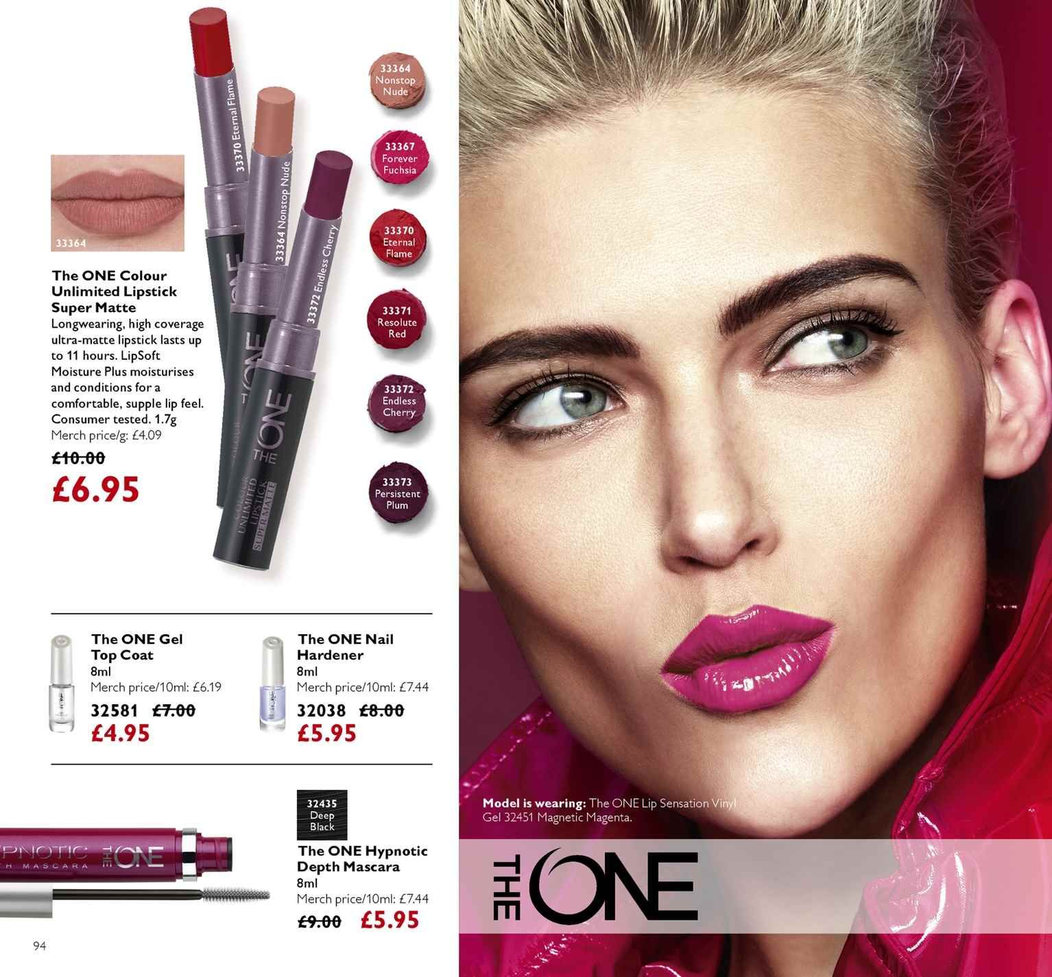 Oriflame Catalogue Pdf