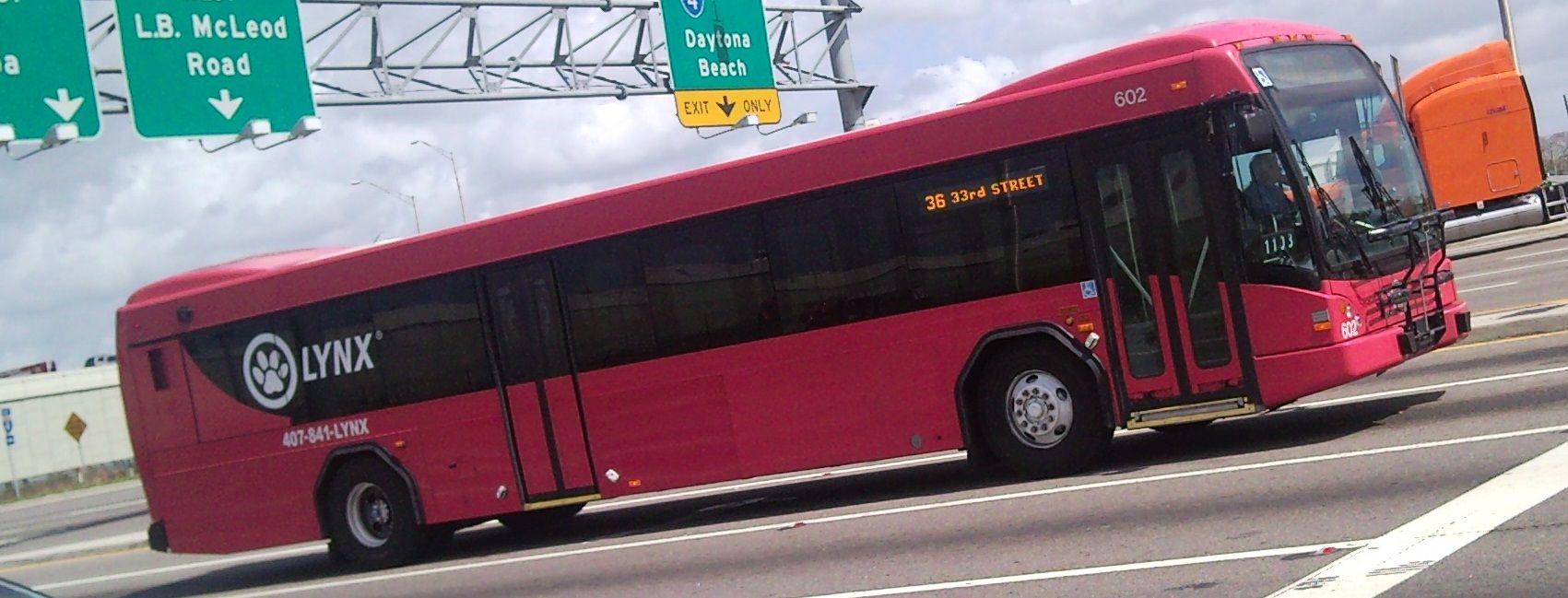Orlando Lynx Bus