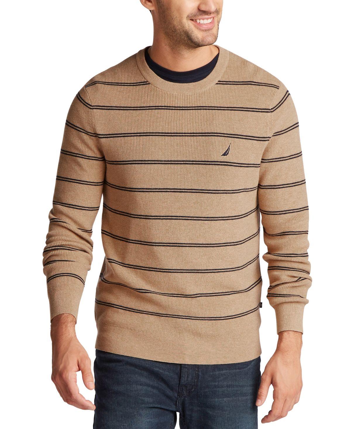 Nautica Mens Navtech Crewneck Sweater