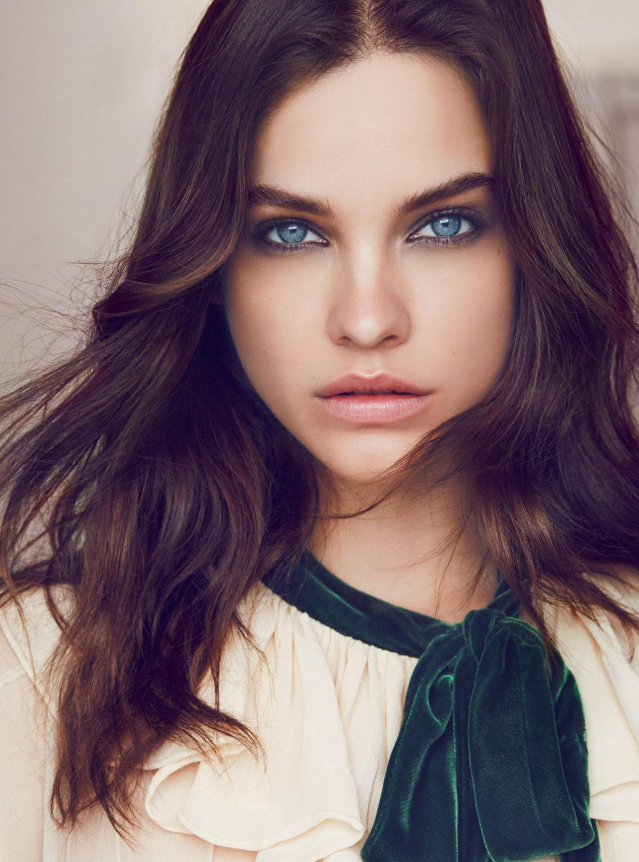 Barbara Palvin Harper's Bazaar Magazine UK September