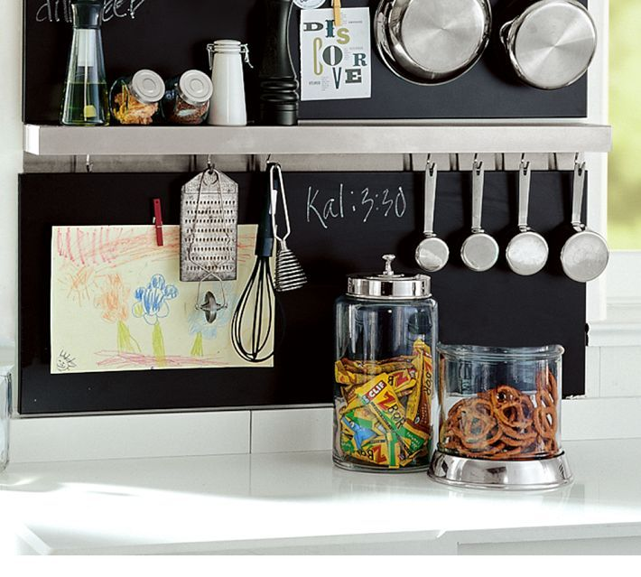 Pottery Barn Ledge Shelf With Hooks Underneath With Images