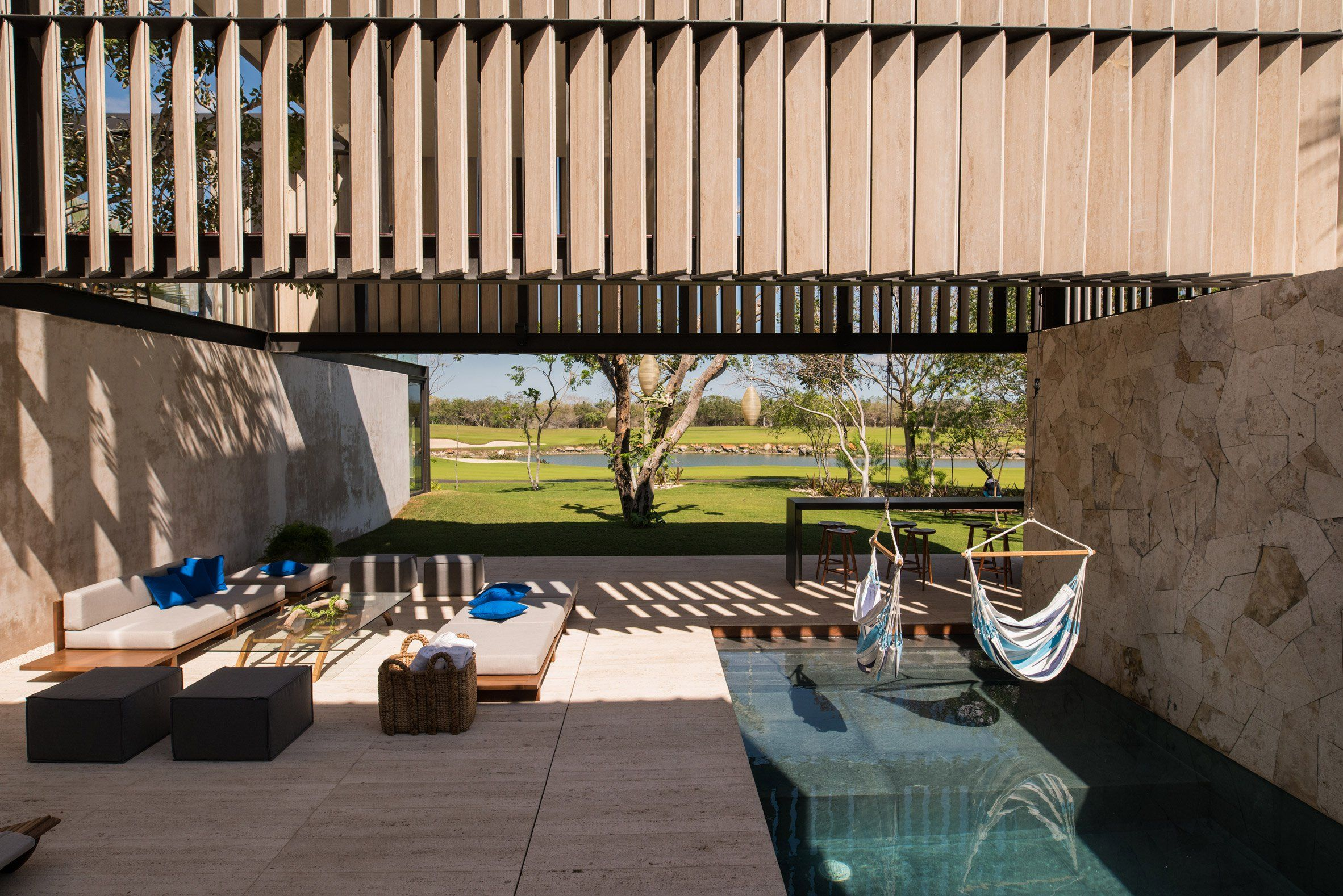 Luxe Droomtuin Mexico : Luxe droomtuin uit mexico tuin house pergola and