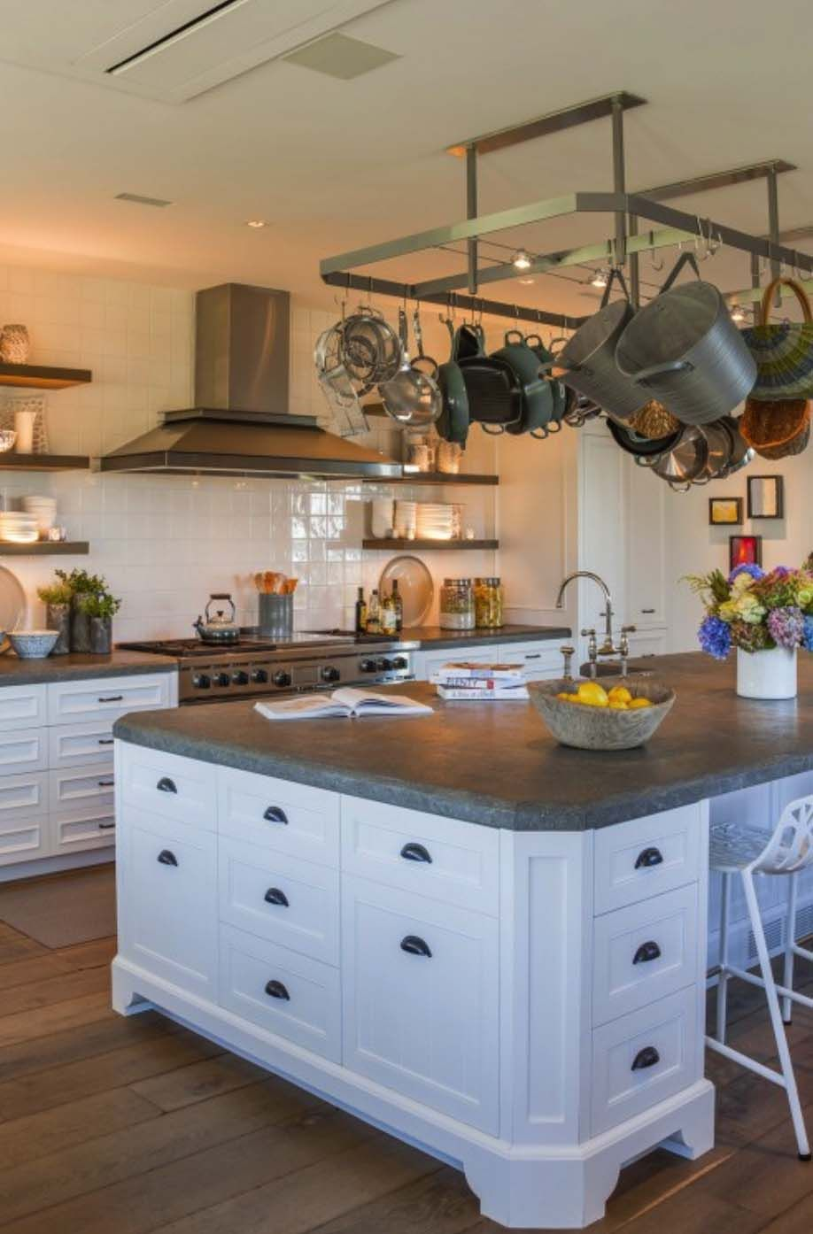 Cottage Style Kitchen Addition To A Cape Cod Style Home: Coastal Cottage Home With A Modern Twist In British Columbia