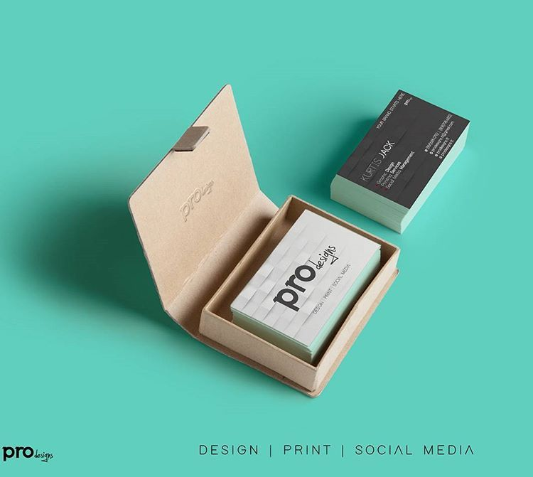 Your Business Card reflects your Business. How will it be viewed ...