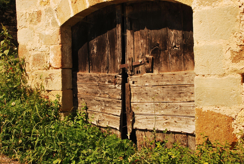 Vieux Portail En Bois vieux portail à issepts. | le quercy | portail