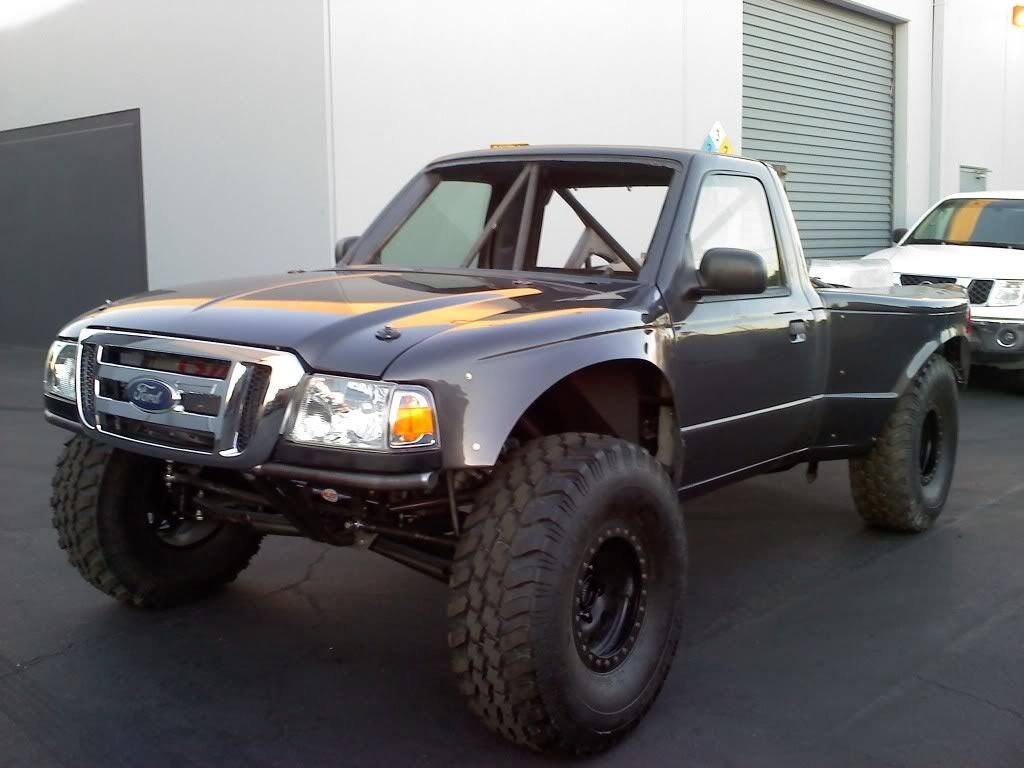 Prerunner enthusiasts thread page 91 ford ranger forum