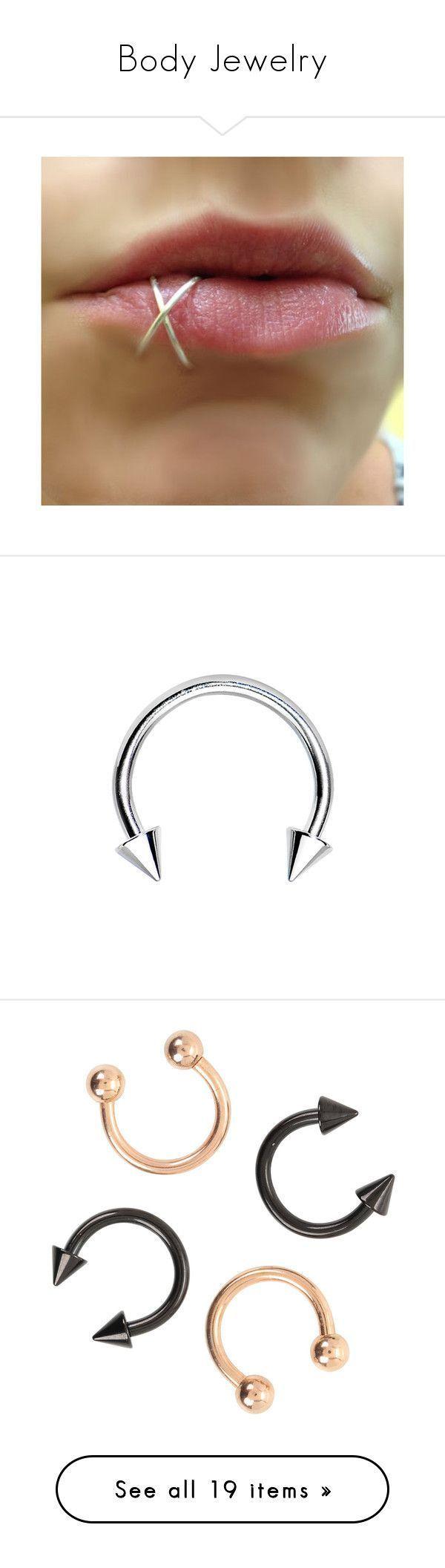Nose piercing post  Body Jewelry