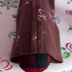 Sewing Leg Warmers