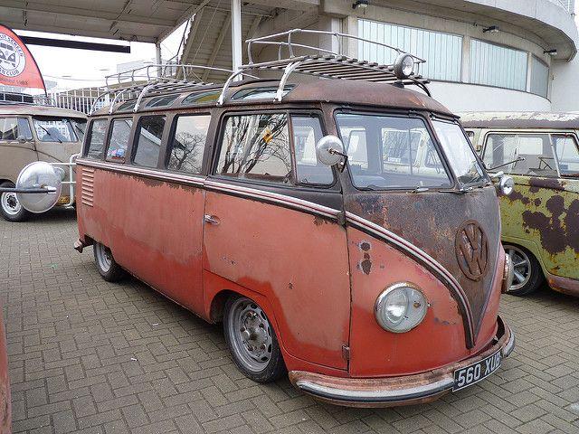 VW Split Window - Rusty Rat Bus | by Gordon Calder - 4.5 million views