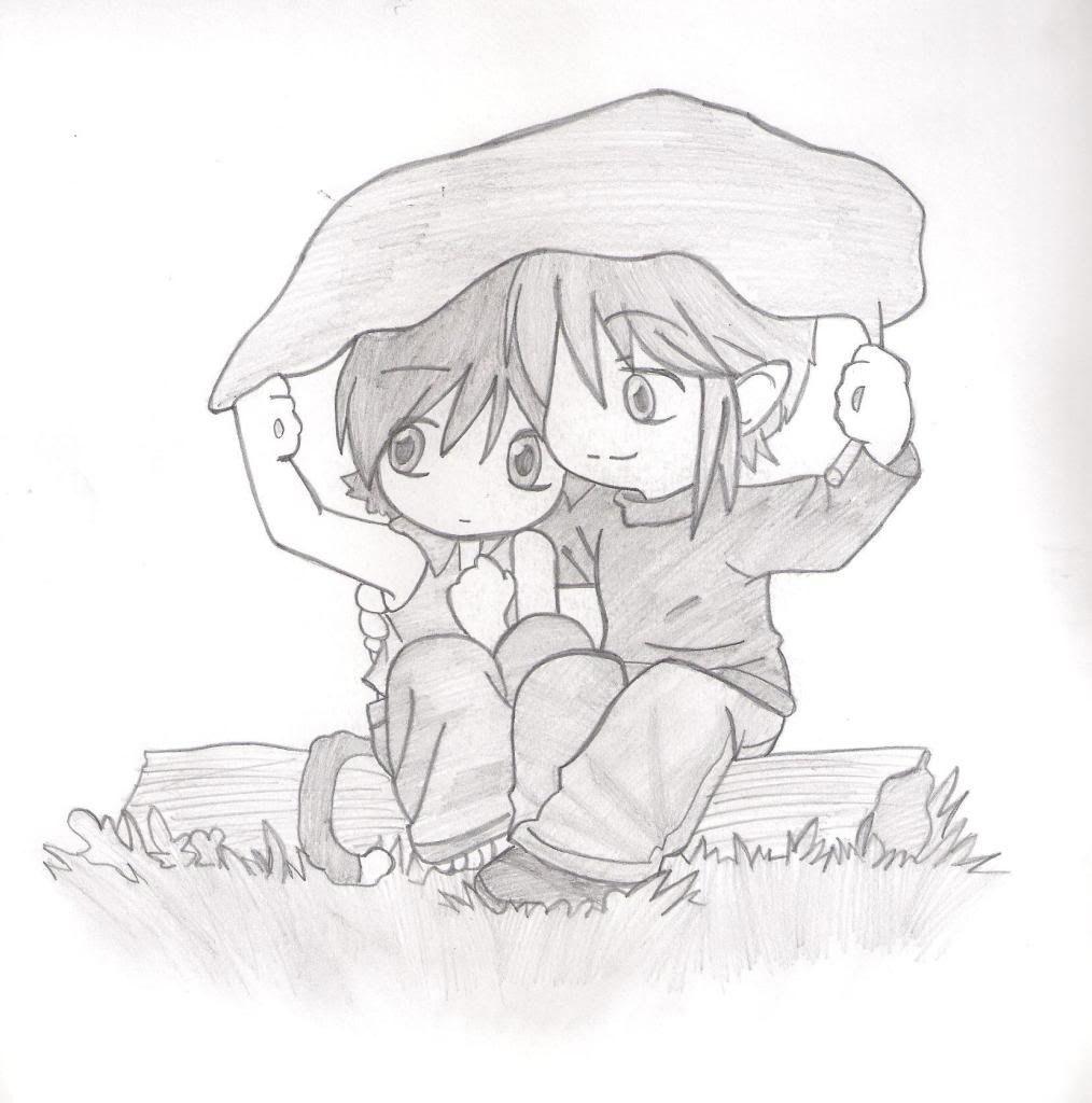 Dibujos De Amor A Lapiz Taringa Drawing Dibujos 7u7 U U