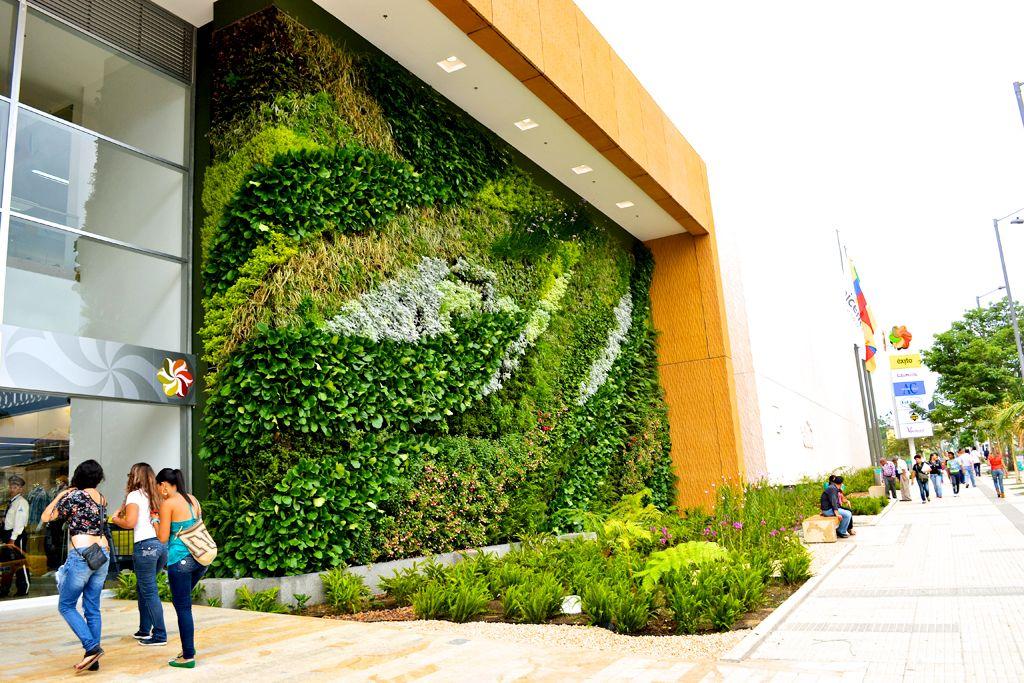 Jardin vertical buscar con google jardin vertical for Jardines verticales construccion