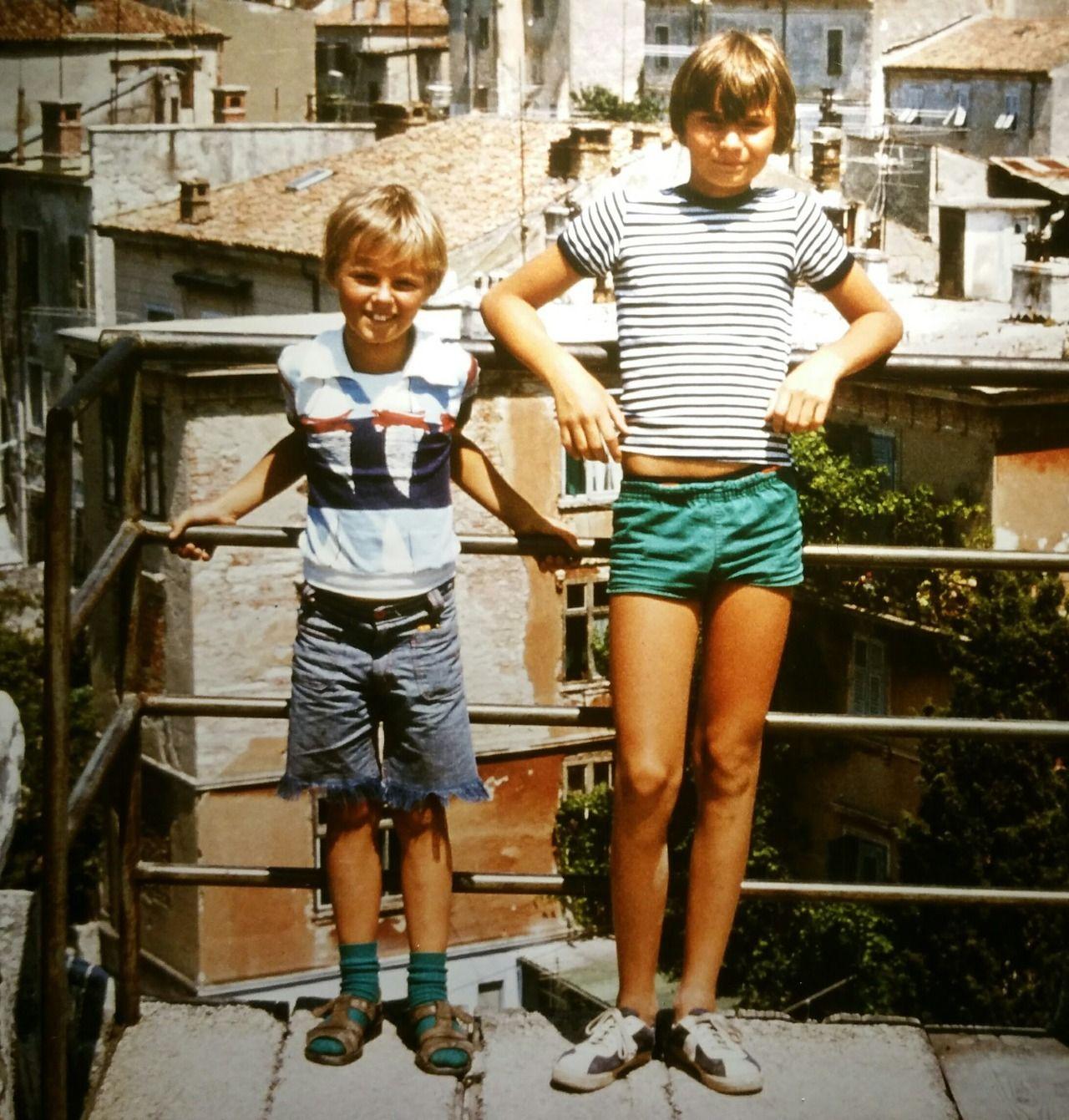 teen boys in shorts shorts
