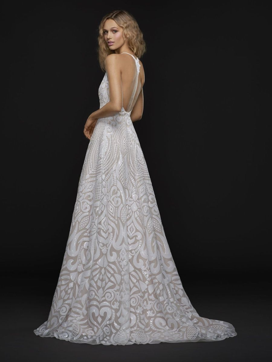 Blush By Hayley Paige Wedding Dress Delta in 2020